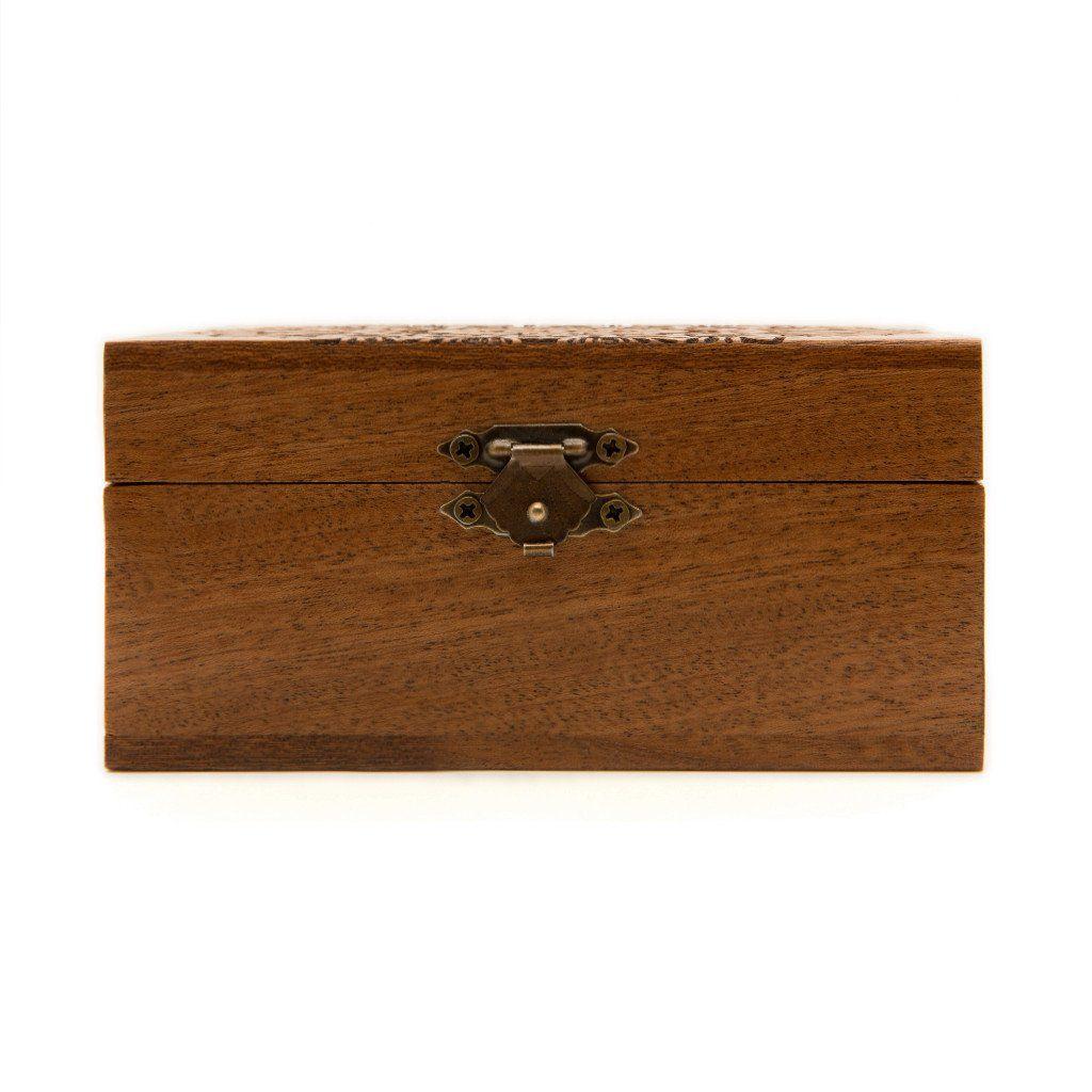 wooden box 5