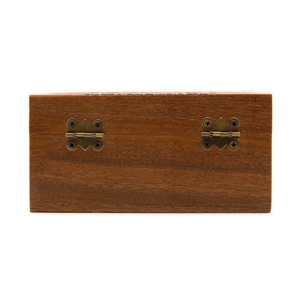 wooden box 6